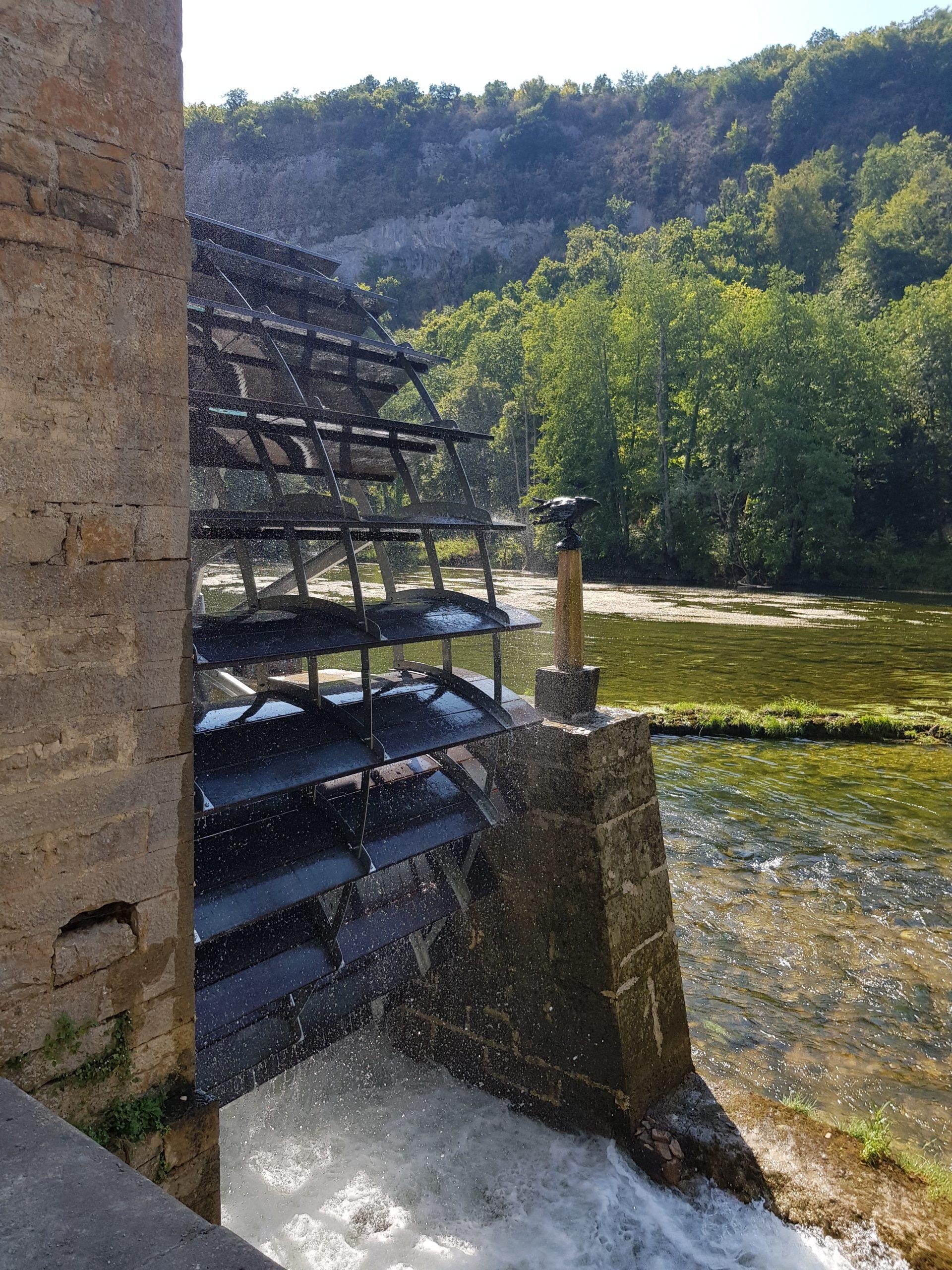 environnement moulin